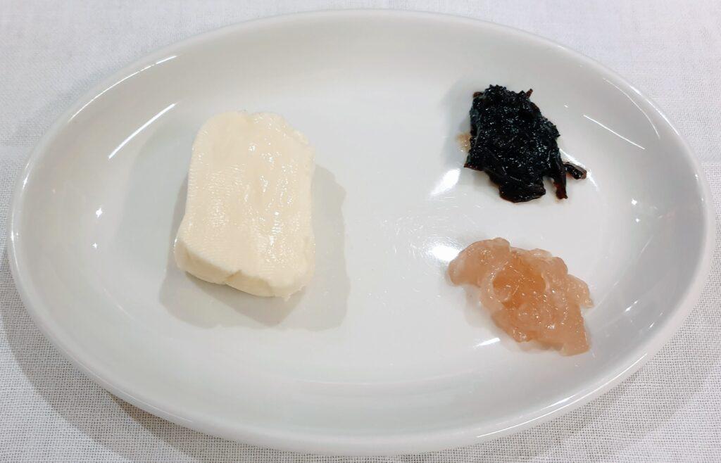 Dessert della serata dedicata alla cipolla di Breme 2020